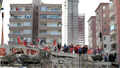 İzmir depremiyle ilgili gözaltı sayısı 19'a yükseldi