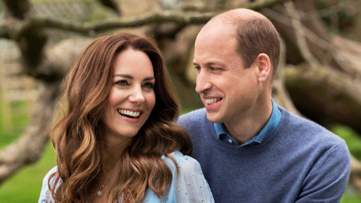 Prens William ve Düşes Kate evliliklerinde 10 yılı devirdi: Özel paylaşımla kutladılar