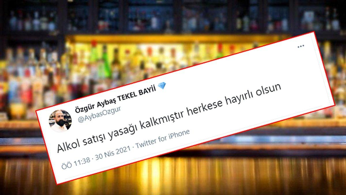 'Alkol satışı serbest' iddiasına İçişleri'nden açıklama