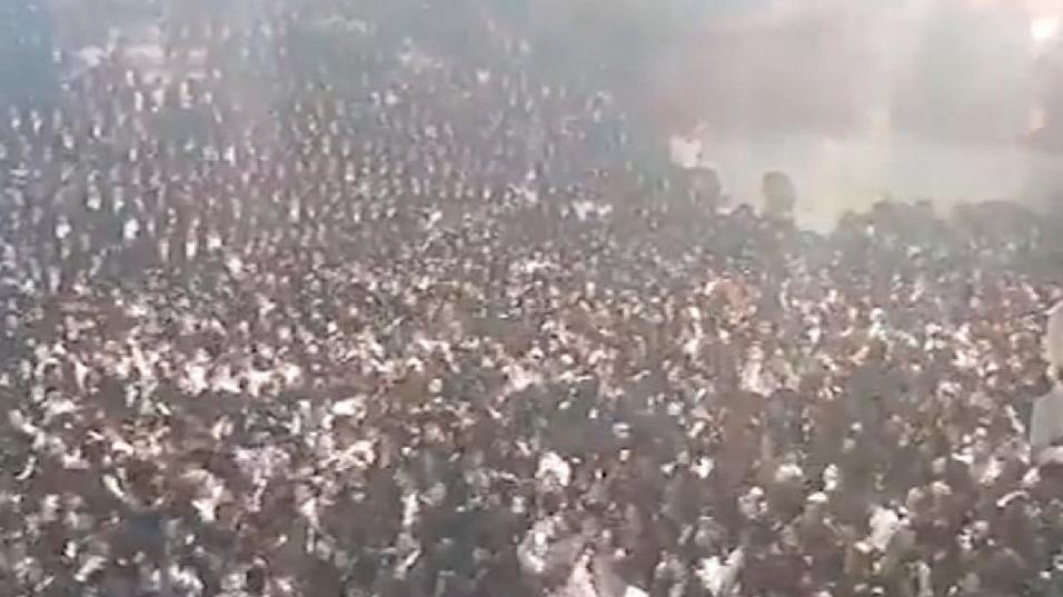 İsrail'de facianın videosu geldi: Son görüntüler ortaya çıktı