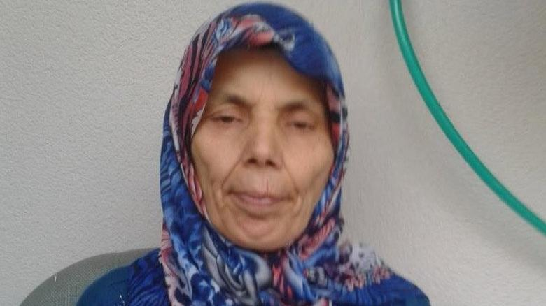 Kayıp zihinsel engelli yaşlı kadın her yerde aranıyor