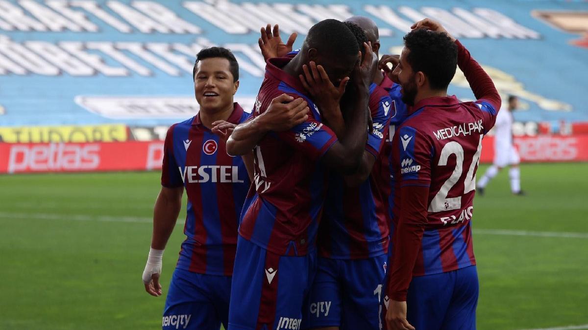Trabzonspor'un sıkıntısı gol
