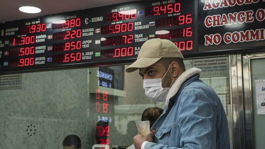 Merkez Bankası'na kayıp rezerv davası