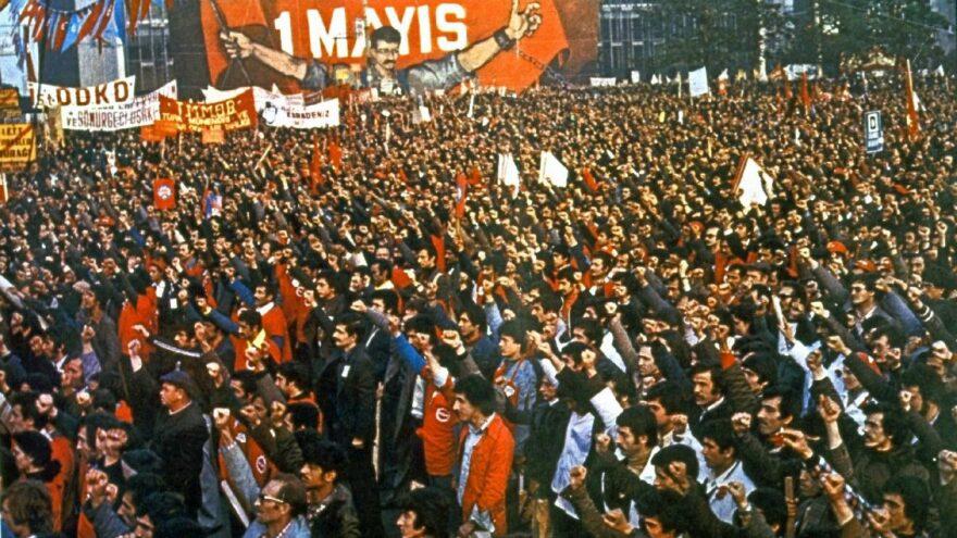 1 Mayıs marşının tarihi: 1 Mayıs İşçi Marşı sözleri…