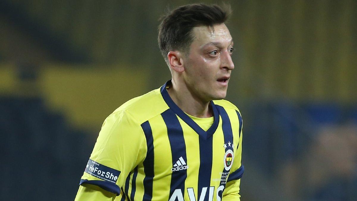 Fenerbahçe 'Mesut' değil