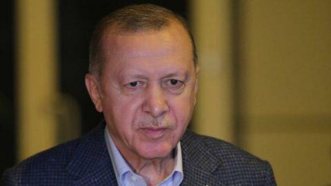 Cumhurbaşkanı Erdoğan: Bugün Paris'in sokakları ne hale geldi görüyorsunuz