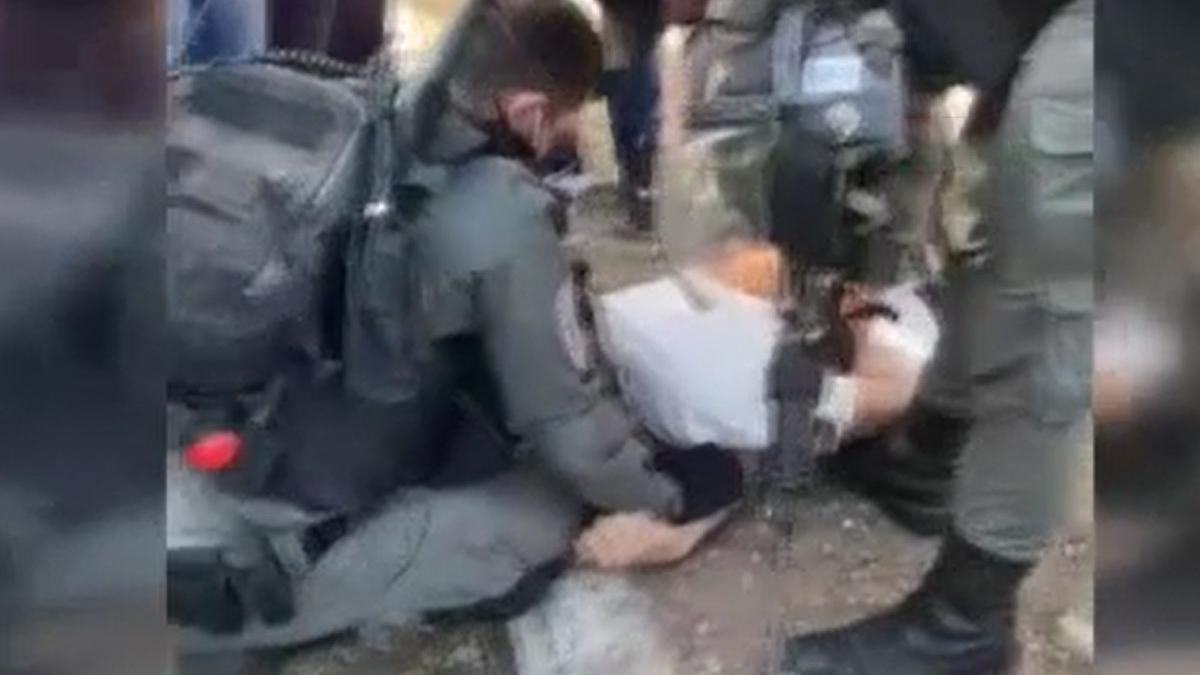 İsrail güçleri yine Filistinlilere saldırdı