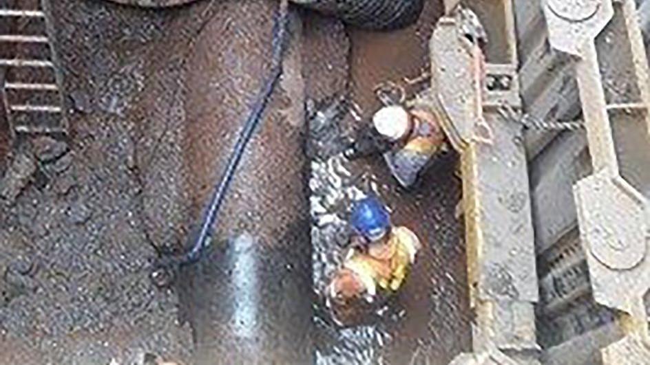 İngiltere'de kanalizasyon krizi: 300 ton yağ tıkadı