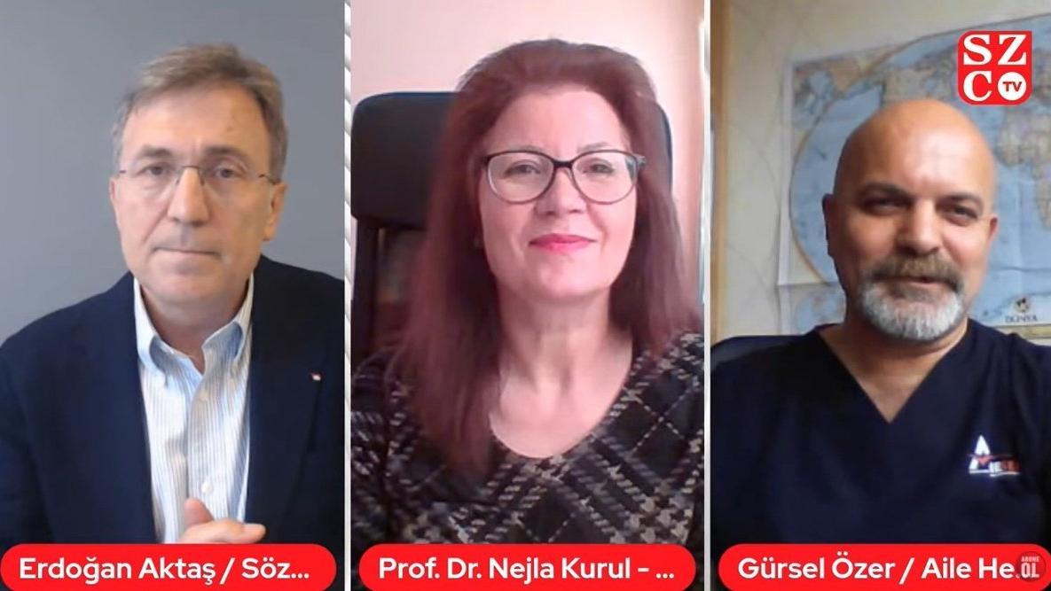 Sendika başkanları, eğitimci ve sağlık çalışanlarının sorunlarını SÖZCÜ TV'de anlattı