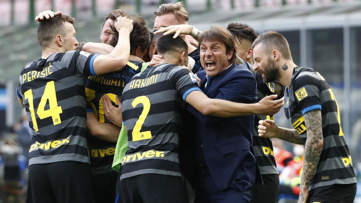 İtalya Serie A'da Inter 11 yıl sonra şampiyon!
