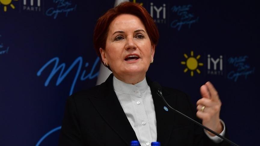 Meral Akşener'den 'illüzyonist Erdoğan' paylaşımı