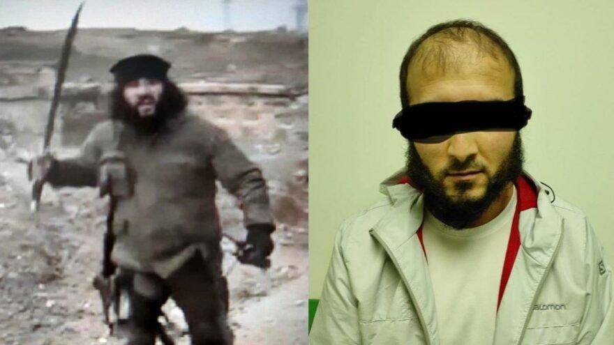 İstanbul'da yakalanmıştı! IŞİD'in kilit ismi tutuklandı