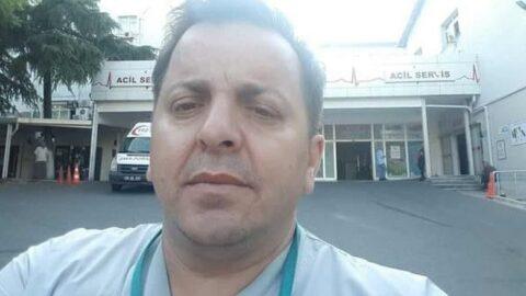 Sağlık işçisi coronaya yenik düştü