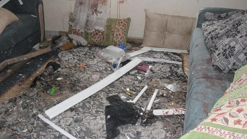 Adana'da evdeki patlamanın sebebi el yapımı bomba çıktı - Son dakika  haberleri