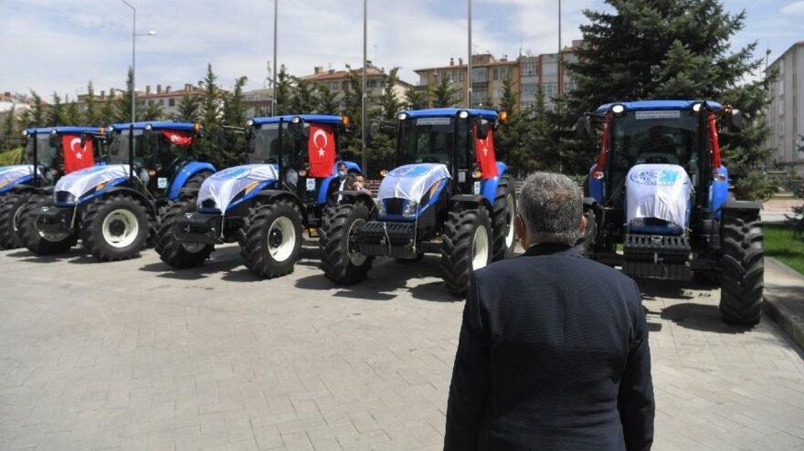 Traktör verilmeyen başkan Sözcü TV'ye konuştu