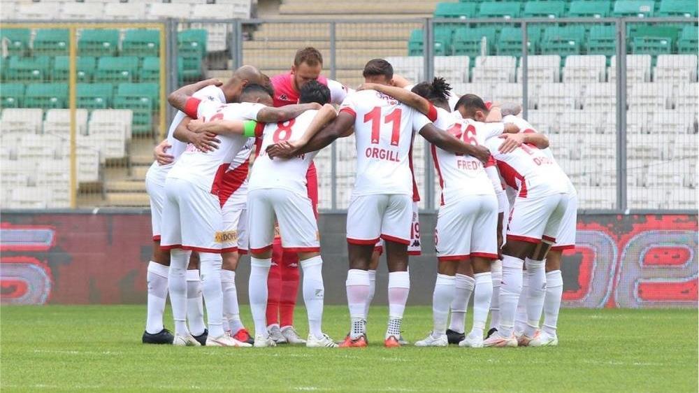 Antalyaspor galibiyete hasret kaldı