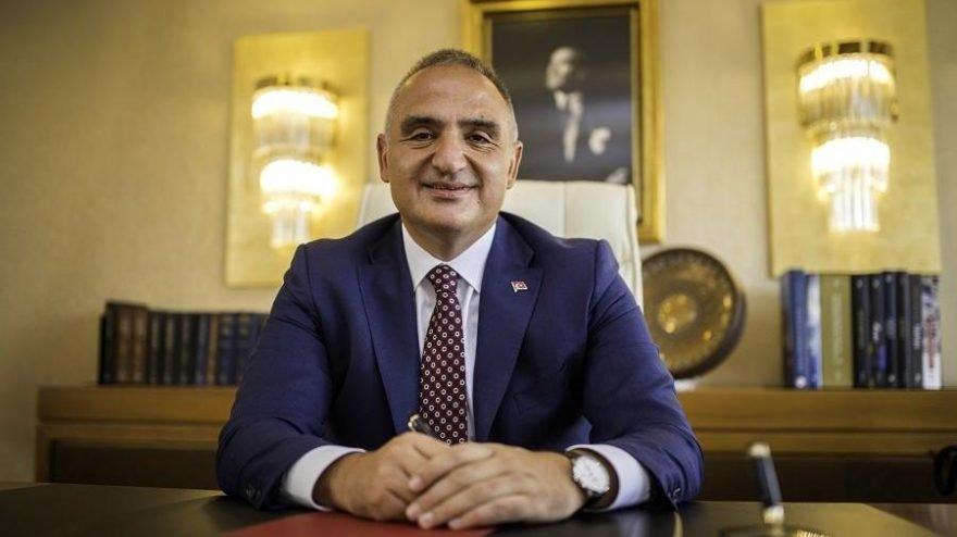 Turizm Bakanı: 30 milyon turist hedefini koruyoruz