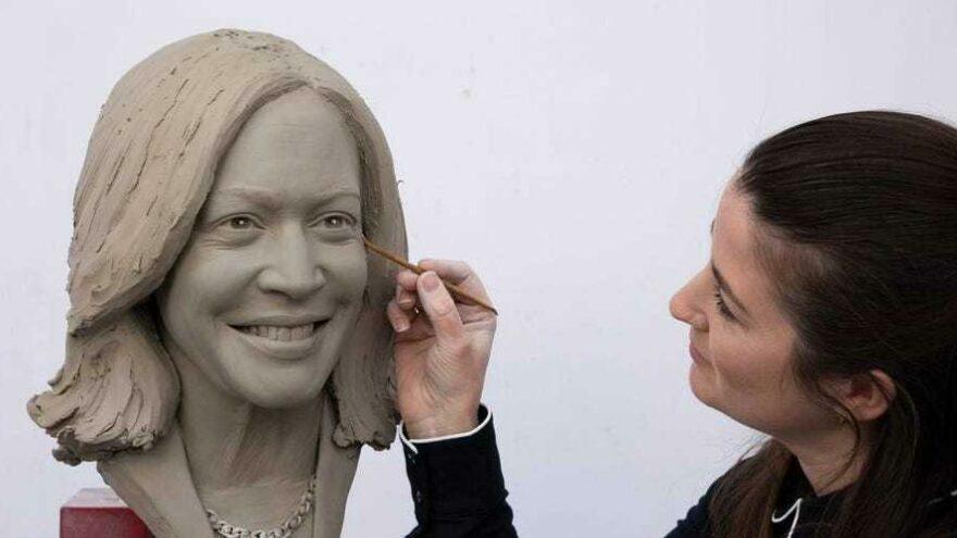 Madame Tussauds'da ilk kez bir başkan yardımcısının heykeli yer alacak