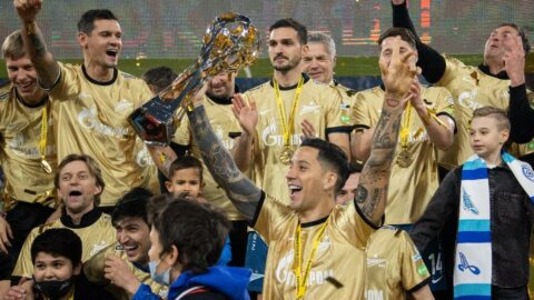Rusya en yakın rakibine 6 gol atıp şampiyonluğunu ilan etti