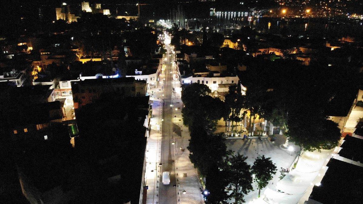 Yunan adalarındaki Paskalya kutlaması Bodrum'u korkuttu