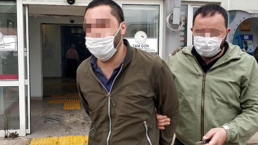 Site görevlisini bıçaklayan site sakini tutuklandı