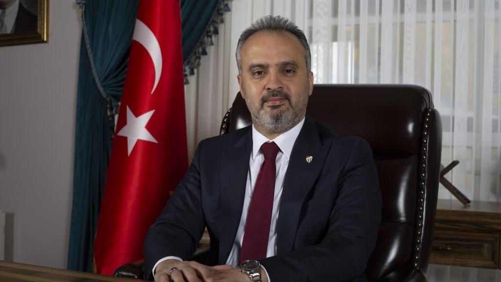 Coronaya yakalanan Bursa Büyükşehir Belediye Başkanı Aktaş taburcu oldu