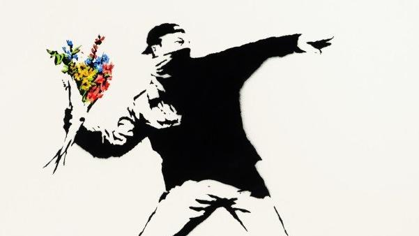 Banksy tablosunun satışı için ödeme olarak Bitcoin ve Ethereum da kabul edilecek