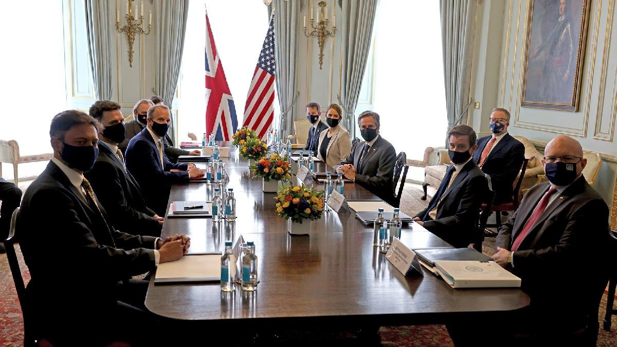 İngiltere'den G7 zirvesinin ikinci gününde Rusya ve Çin'e karşı uzlaşı arayışı