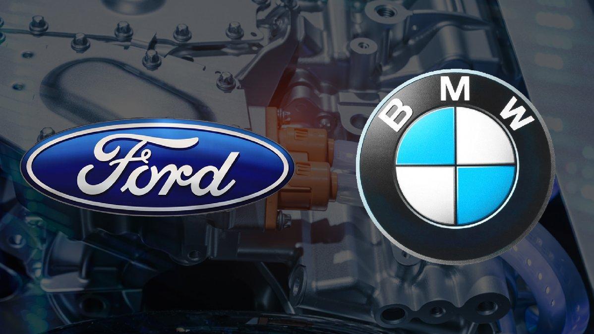 BMW ve Ford'dan 'milyon sterlinlik' batarya ortaklığı