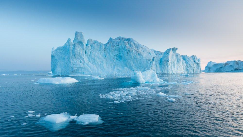 Bilim insanları Antartika'daki erimeler için endişeli