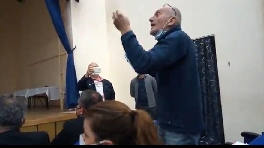 İkizdereliler bilgilendirme toplantısını terk etti: Bu devlet Cengiz inşaattan mı ibaret?