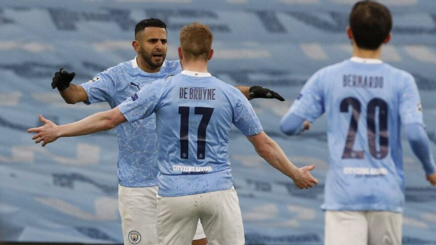 Manchester City İstanbul finaline! Şampiyonlar Ligi'nde PSG saf dışı…