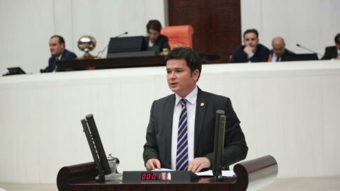 CHP Bursa Milletvekili Erkan Aydın coronaya yakalandı