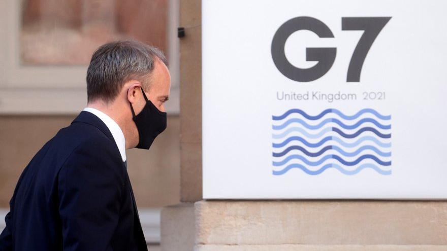 G7 Zirvesi'nde corona endişesi: İki delegenin testi pozitif çıktı