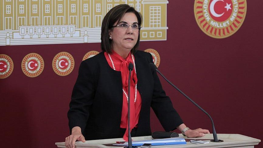 Prof. Gaye Usluer, CHP'den istifa etti