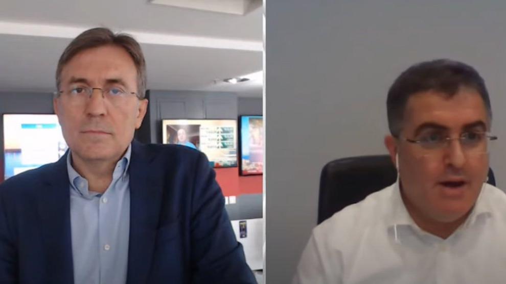 SÖZCÜ TV Youtube yayınına katılan Prof. Dr. Ersan Şen: Hukukta korkutucu gidiyoruz