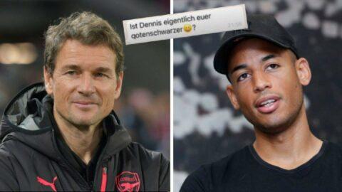 Jens Lehmann ırkçı mesajı yanlış kişiye attı! Kovuldu...