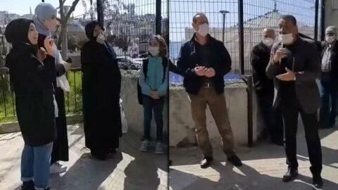 'Kadınlar camiye giremez' tartışma görüntüsüyle ilgili Ali Erbaş'tan açıklama