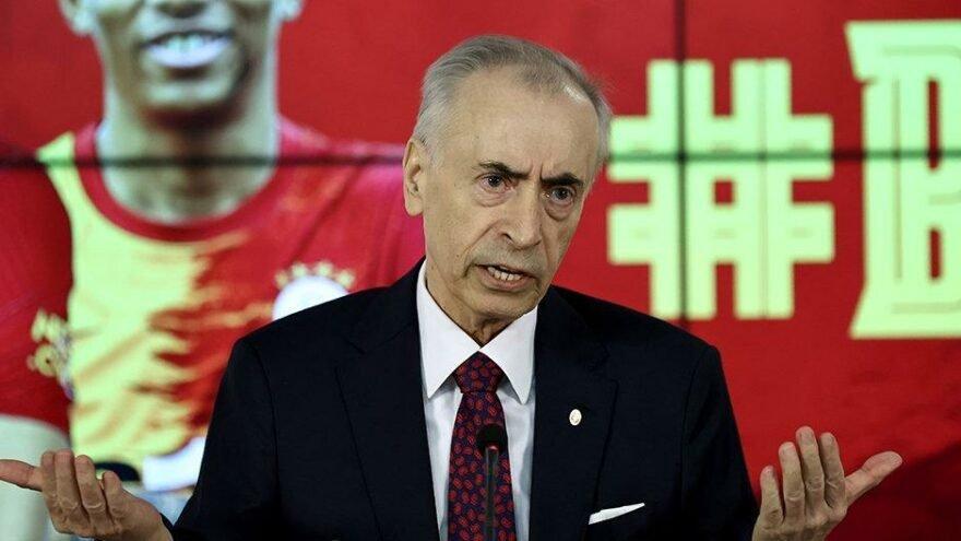Son dakika... Galatasaray Başkanı Mustafa Cengiz'den flaş karar! Aday olmayacak...