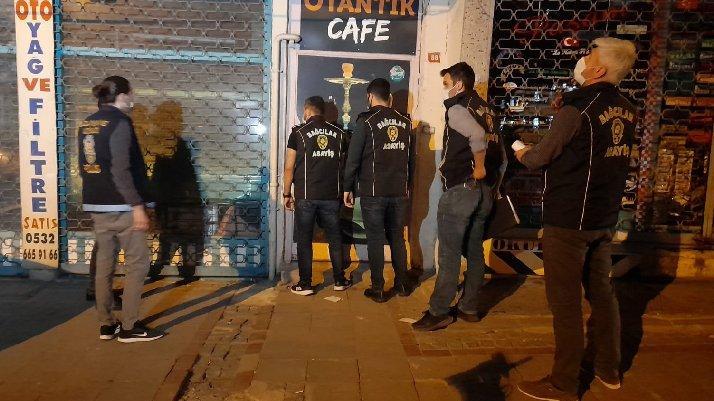 İstanbul'da 6 mekana kumar baskını