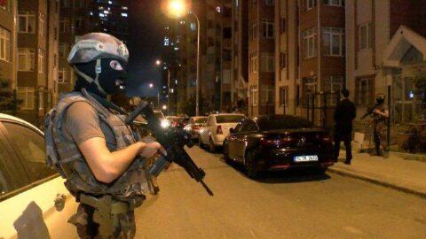 İstanbul'da hareketli gece: İmdat çığlığını duyan polisi aradı