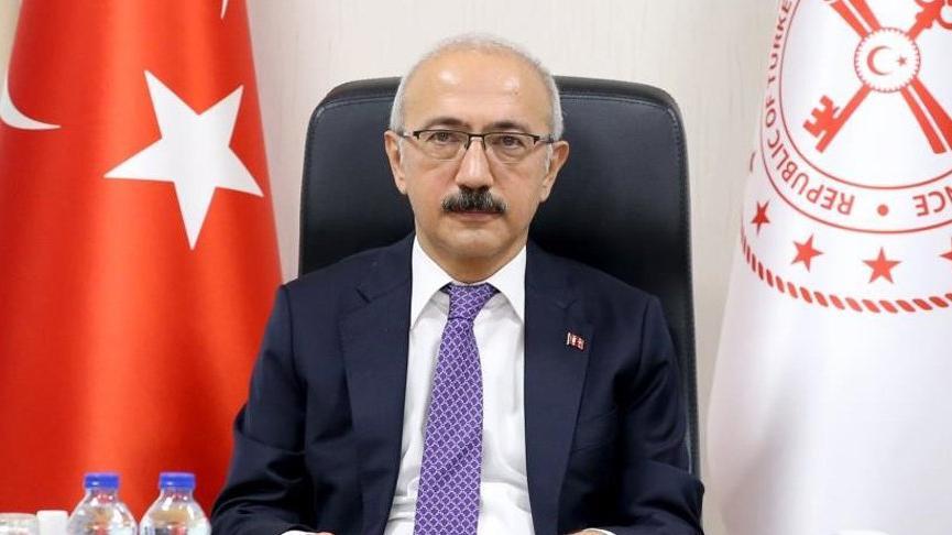 Hazine ve Maliye Bakanı Elvan'dan kripto para ve 128 milyar dolar açıklaması