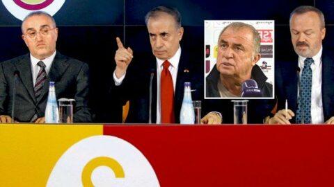 Galatasaray'da seçim iptal edildi, camia karıştı! Kayyum ihtimali ve Terim'in istifası...