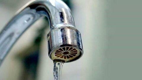 İlçede 23 günlük su kesintisi yaşanacak