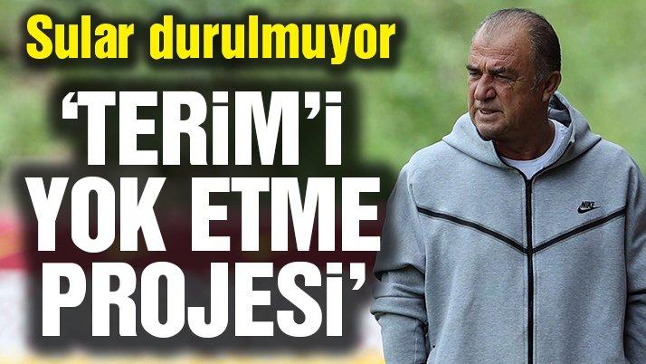 Mustafa Cengiz'e iptal tepkisi: Fatih Terim'i yok etme projesi