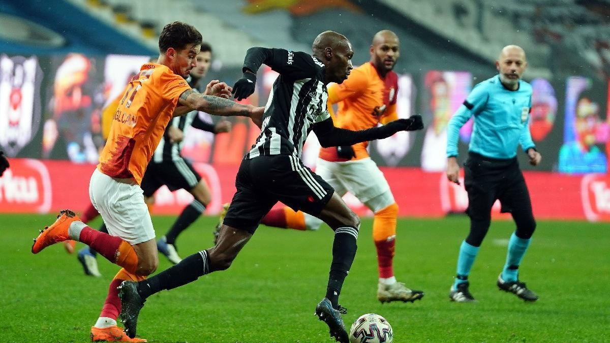 1 milyar 858 milyon TL'lik derbi... Galatasaray-Beşiktaş maçında sahanın en değerlisi...