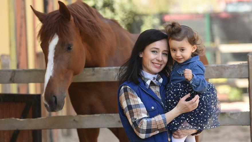 Atların emektar anneleri