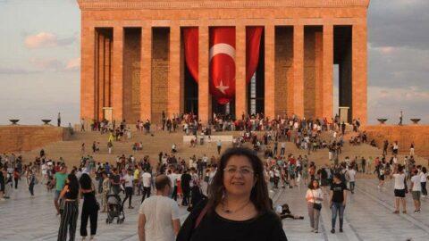 Türkmen çocukların Atatürk aşkı