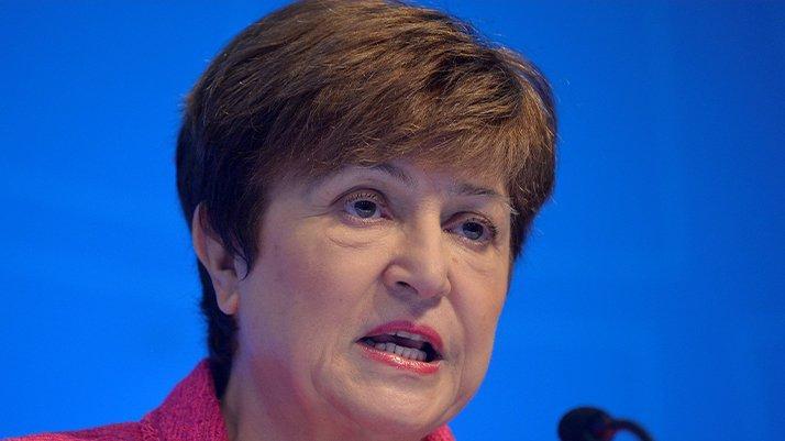 IMF Başkanı'ndan aşıda patentin kaldırılması önerisine destek