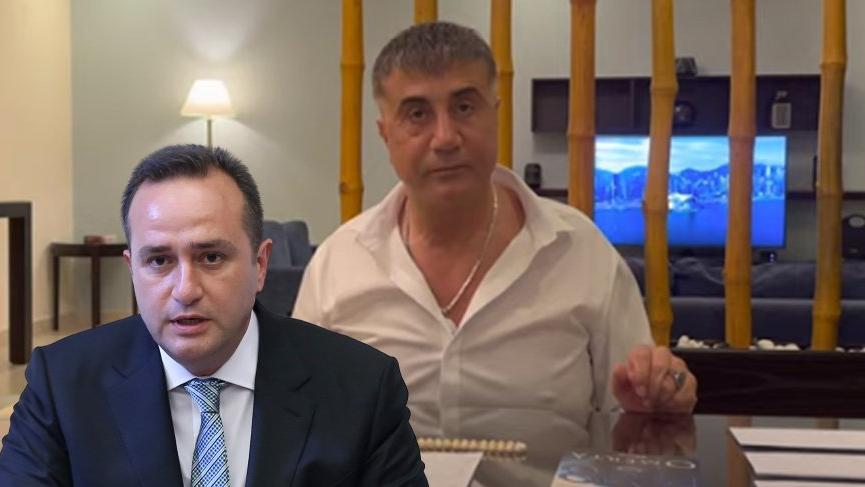 Sedat Peker'in iddialarına Tolga Ağar'dan yanıt